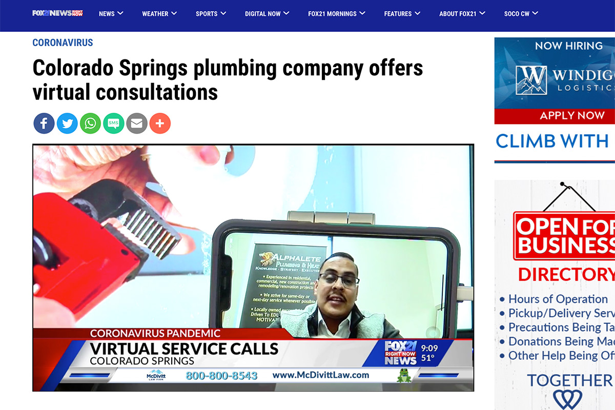 FOX 21 news